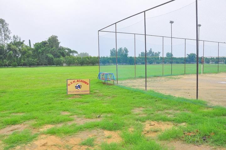 K S K Academy-Playground