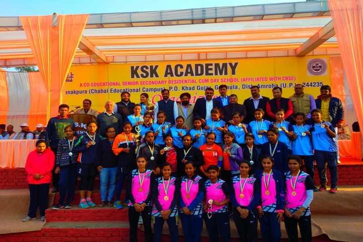 K S K Academy-Prize Distribution