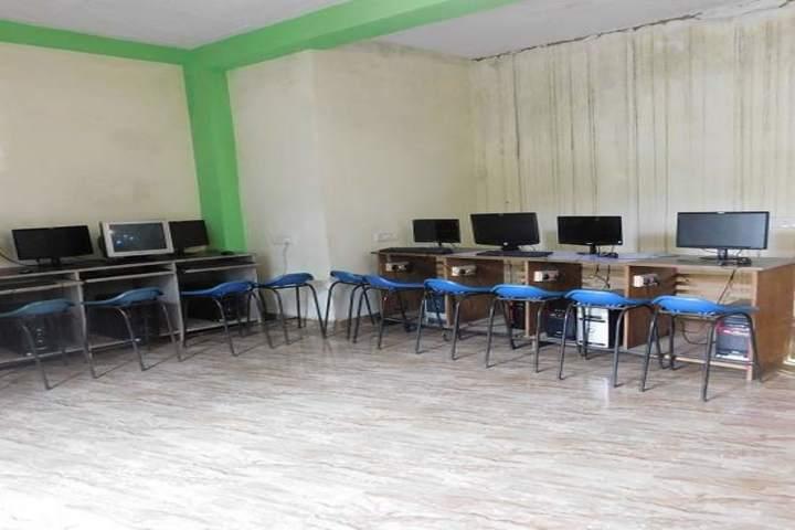 K.V.N. Public School-Computer Lab