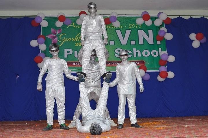 K.V.N. Public School-Dance