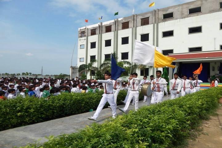 K.V.N. Public School-Parade