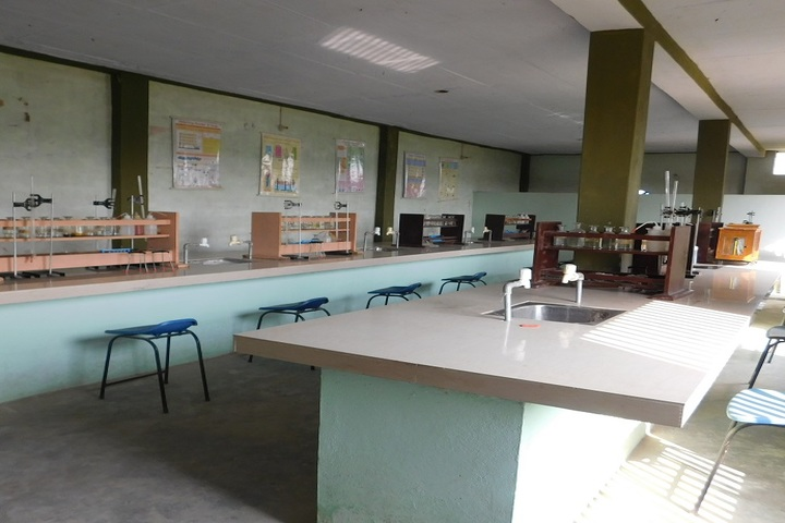 K.V.N. Public School-Science Lab
