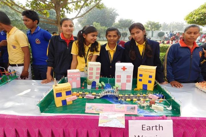 K.V.N. Public School-Science fair