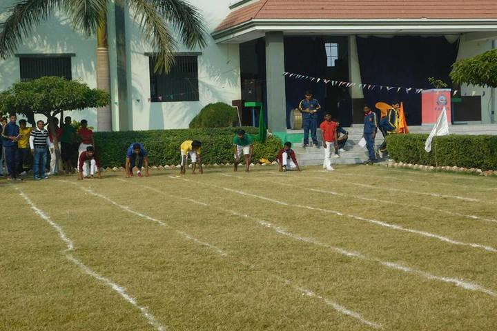 K.V.N. Public School-Sports