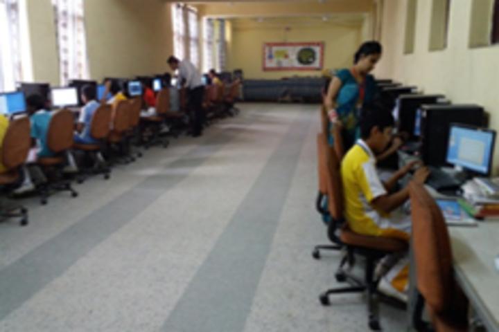 Kalka Public School-Computer Lab