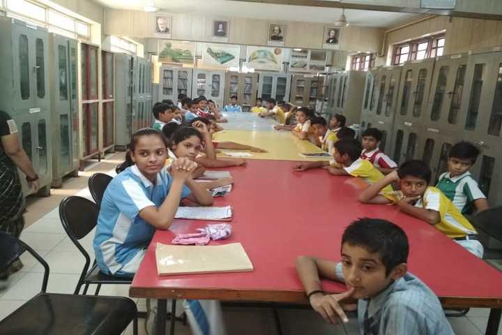 Kalka Public School-Library