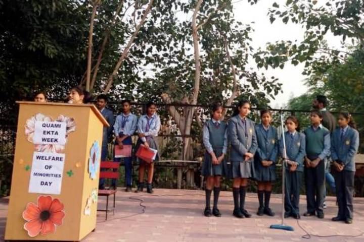 Kalka Public School-Quami Ekta Week