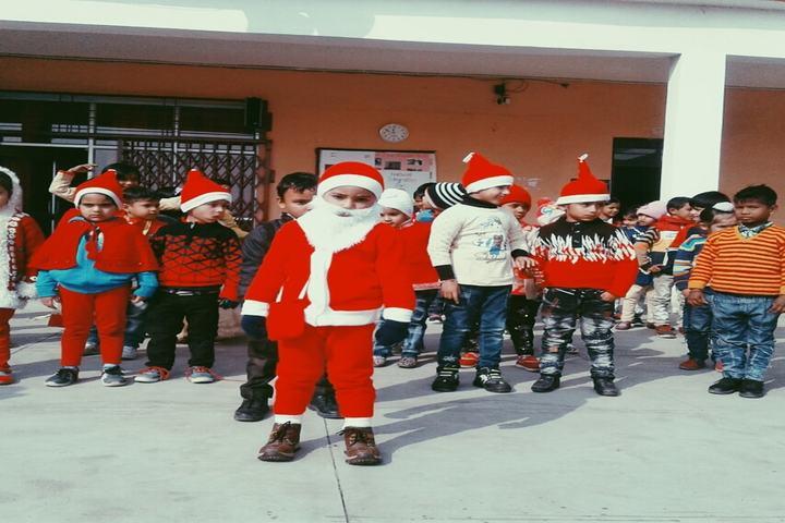 Kalvin Central Academy-Christmas Celebrations