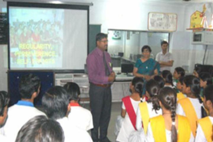 Kamla Nehru Bal Shiksha Sansthan-Smart Classes