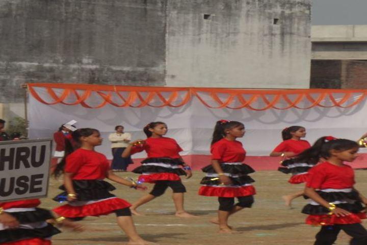 Kamm Scholars School-Dance