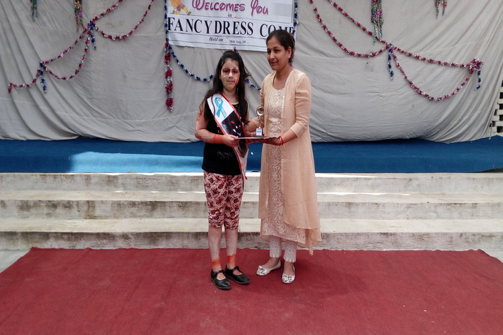 Kamm Scholars School-Fancy Dress Competition