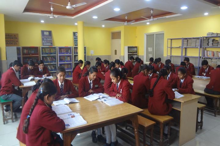 Kamm Scholars School-Library