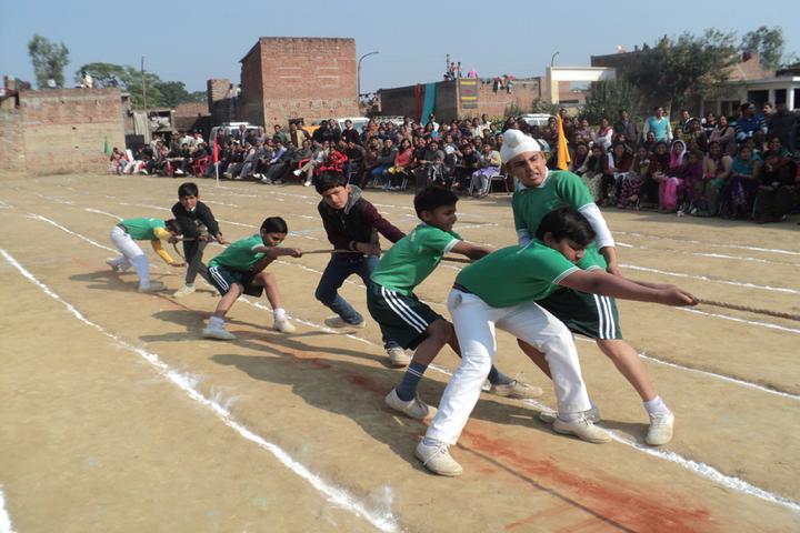 Kamm Scholars School-Sports