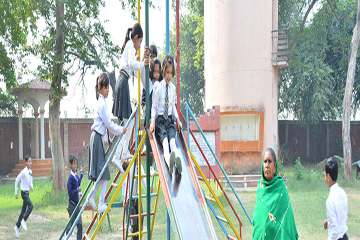 Kanpur Public School-Play Area