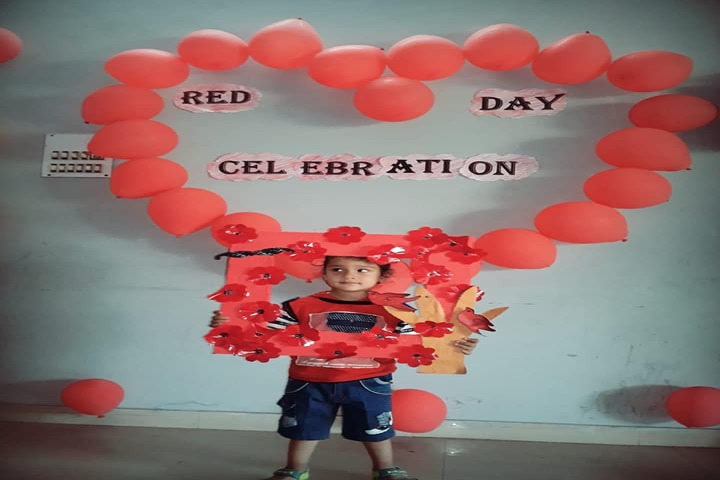 Kanpur Public School-Red Day Celebrations