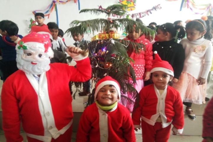 Kanyakubja Public School-Christmas Celebration