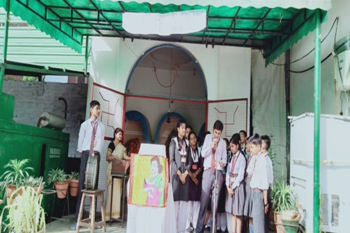 Kanyakubja Public School-Mothersday Celebrations