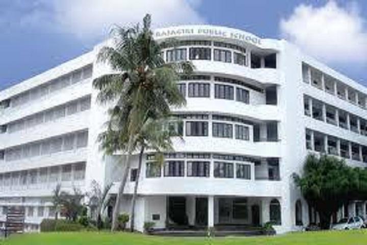 Kapil Ganga Public School-Campus-View