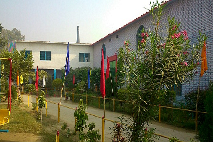 Kapil Muni Childrens Academy- Play Ground
