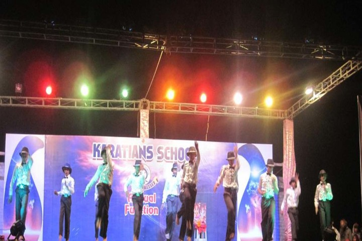 Karatians School-Dance