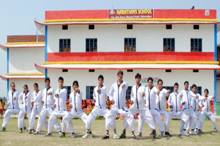 Karatians School-Karate