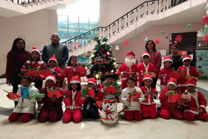 Kaushalya World School-Christmas Celebrations