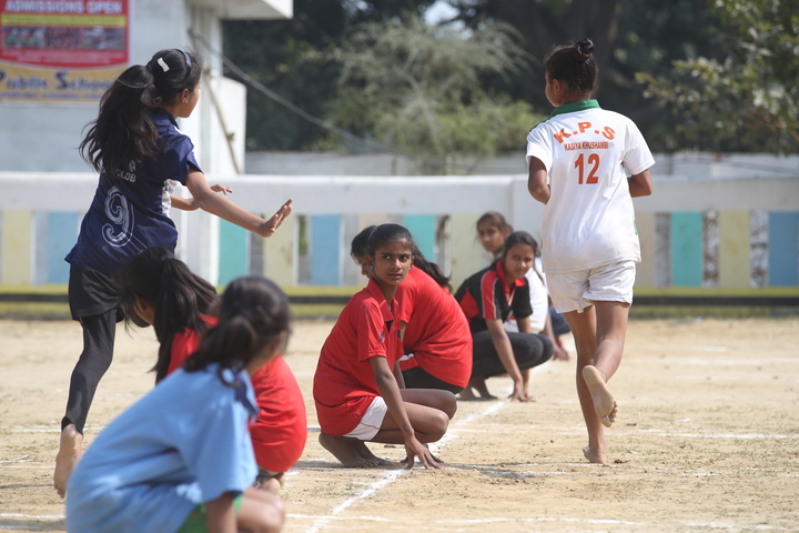 Kaushambi Public School-Sports