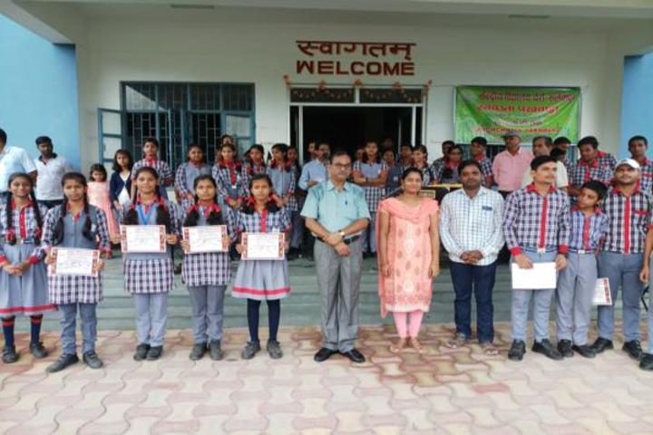 Kendriya Vidyalaya-Certificate Presentation
