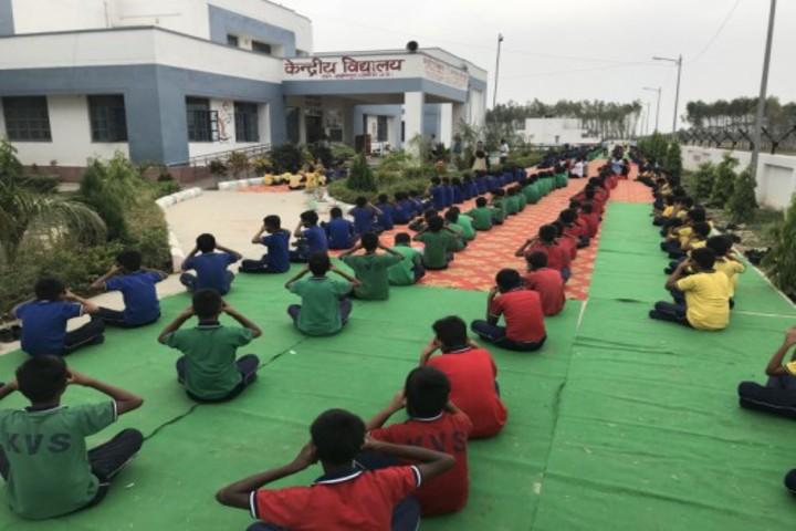 Kendriya Vidyalaya-Yoga