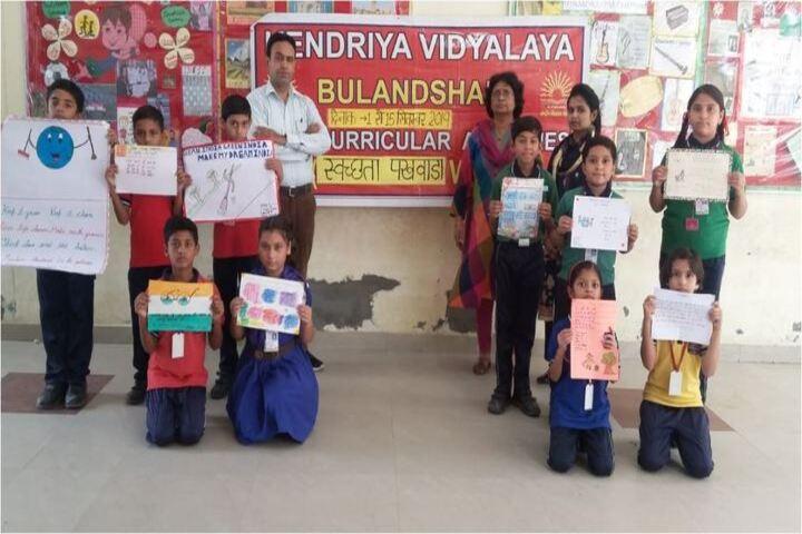 Kendriya Vidyalaya-Classrrom Activity