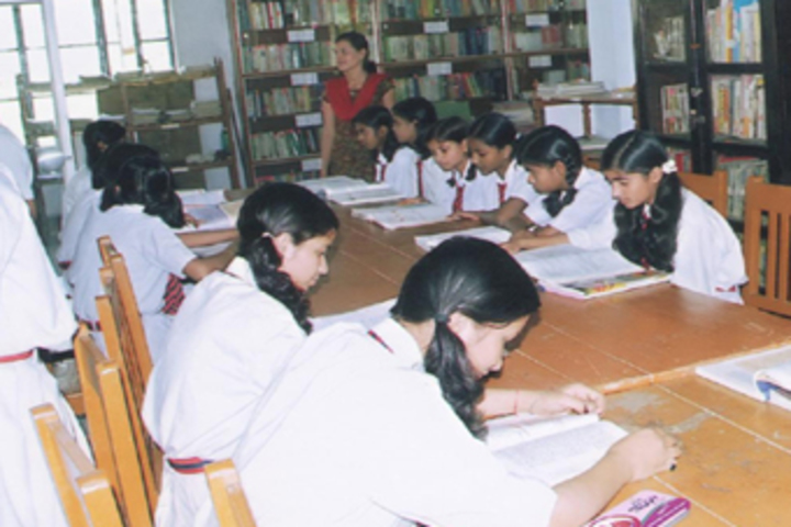 St Paul Secondary School-Library