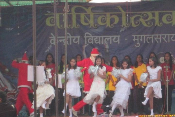 Kendriya Vidyalaya-Christmas Celebration
