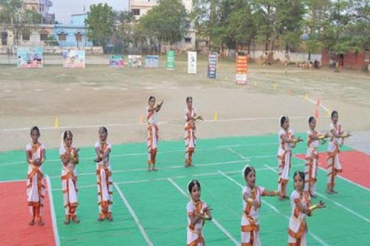 Kendriya Vidyalaya-Classical Dances