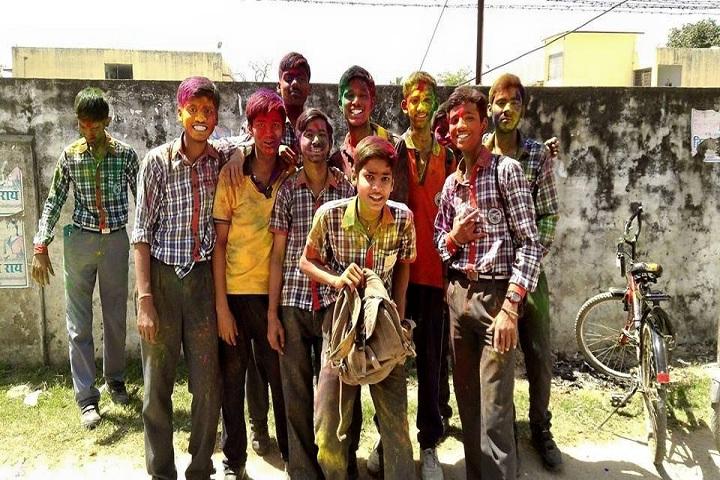 Kendriya Vidyalaya-Holi Celebration
