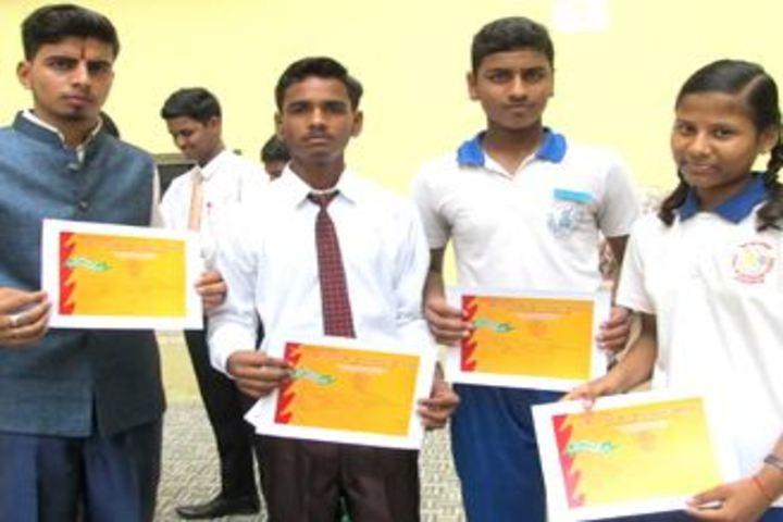 St Paul Senior Secondary School-Certification