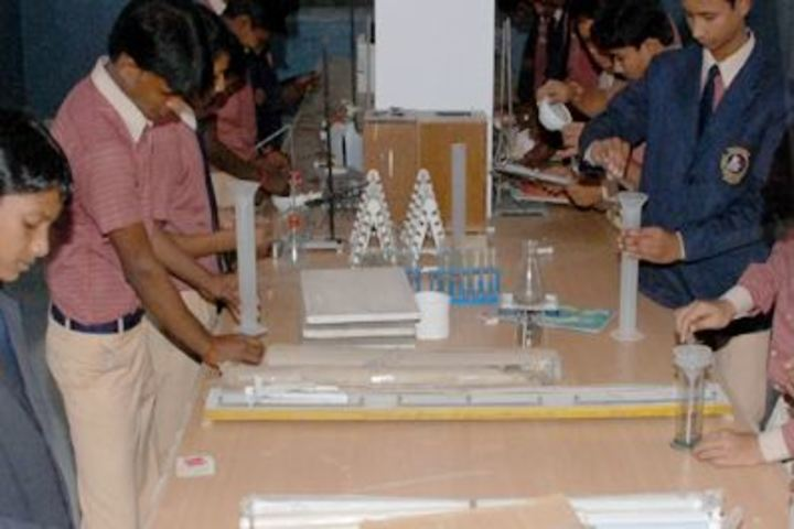 St Paul Senior Secondary School-Physics Lab