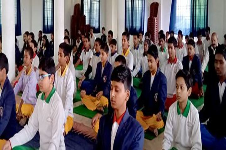 St Paul Senior Secondary School-Yoga