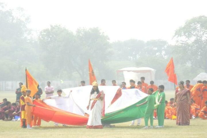 Kendriya Vidyalaya-Republic Day Celebration