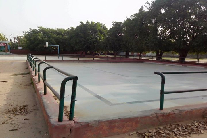 Kendriya Vidyalaya-Skating Court