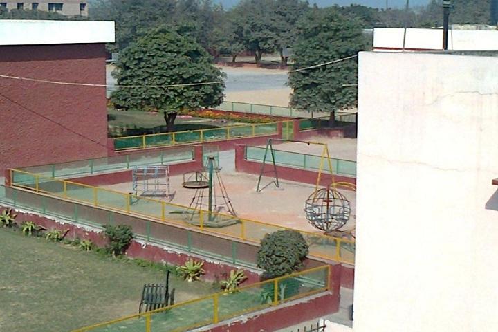 Kendriya Vidyalaya-Kids Park