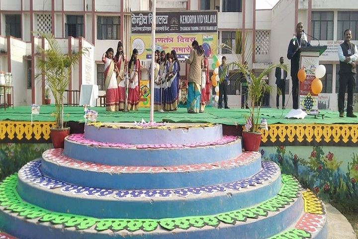 Kendriya Vidyalaya-Group Singing