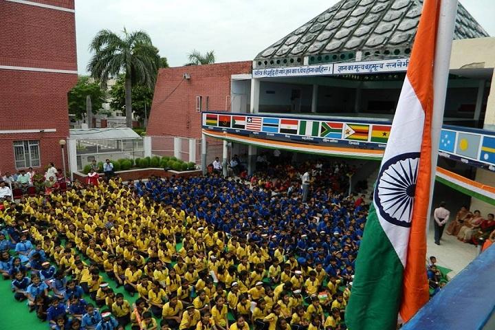 Kendriya Vidyalaya-Flag Hosting