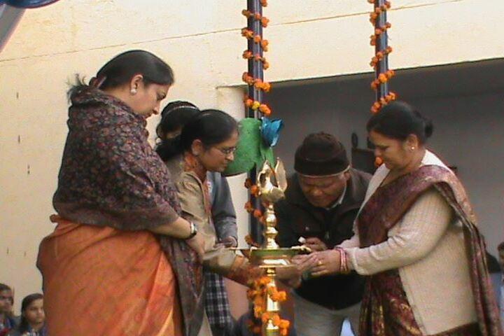 Kendriya Vidyalaya-Event Inaguration