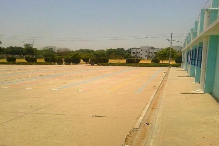 Kendriya Vidyalaya-Play Area