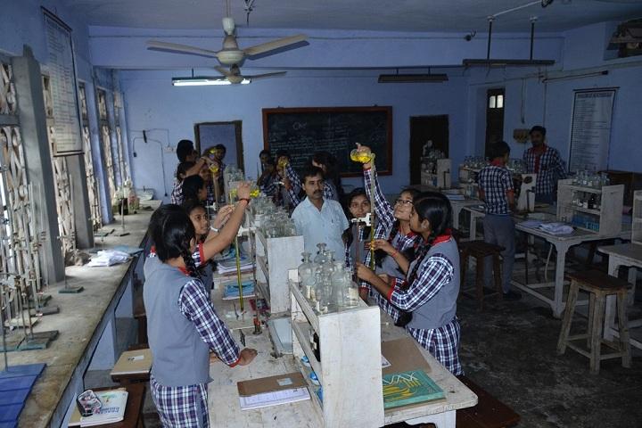 Kendriya Vidyalaya-Chemistry-Lab