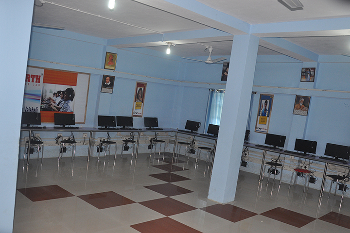 St Pauls High School-Computer Lab