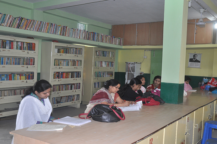 St Pauls High School-Library