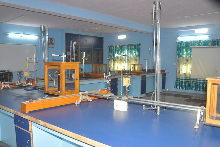 St Pauls High School-Physics Lab