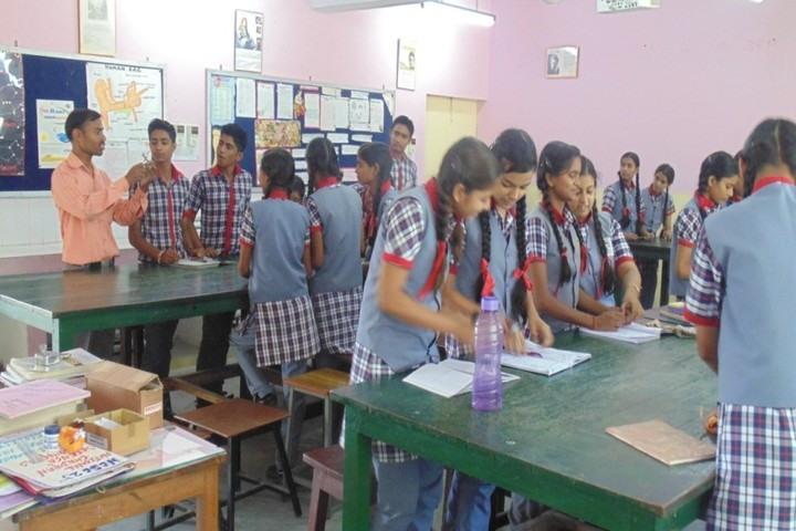 Kendriya Vidyalaya-Physic-Lab