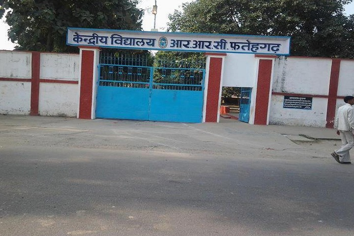 Kendriya Vidyalaya-Campus-View Gate